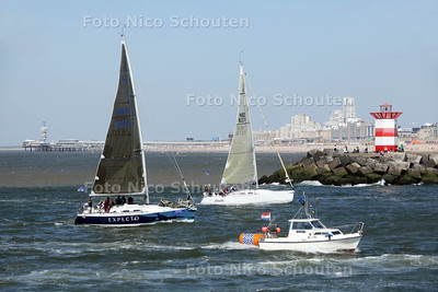 NORTH SEA REGATTA - DEN HAAG 25 MEI 2012 - FOTO NICO SCHOUTEN