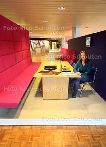 ZZP-er Jilka Jansen van interieurvormgeving 'Mevrouw Jansen - ZOETERMEER 14 NOVEMEBR 2012 - FOTO NICO SCHOUTEN