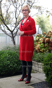 Agnes van Ardenne, voorzitter Productschap Tuinbouw - In opdracht van Peformis bv - DEN HAAG 23 OKTOBER 2012 - FOTO NICO SCHOUTEN