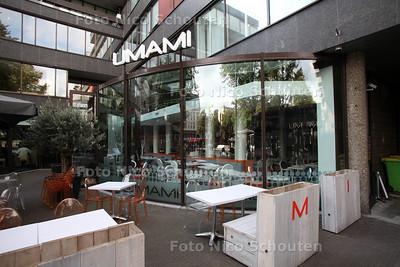 Restaurant Umami voor Gouden Pollepel - DEN HAAG 25 SEPTEMBER 2012 - FOTO NICO SCHOUTEN