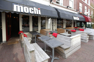 Restaurant Mochi - DEN HAAG 15 APRIL 2013 - FOTO NICO SCHOUTEN