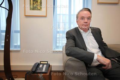 Jan Louwers, het gezicht achter het Nederlands Registratie Kantoor - ZOETERMEER 19 FEBRUARI 2013 - FOTO NICO SCHOUTEN