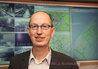 Verkeersdeskundige van de gemeente Den Haag Arjen Reijneveld - DEN HAAG 17 JANUARI 2013 - FOTO NICO SCHOUTEN