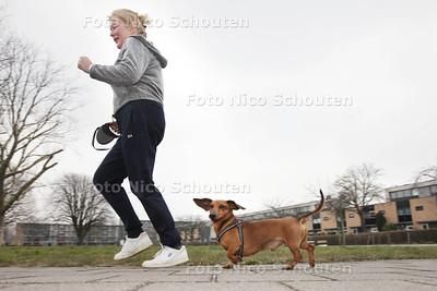 LENTEPRIJS - Elles Boot - zij gaat Jog&Dog nog oprichten - DEN HAAG 28 MAART 2013 - FOTO NICO SCHOUTEN
