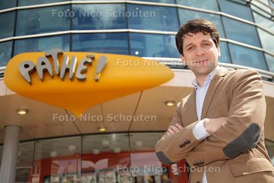Maarten Fluit, manager van Pathe Scheveningen - DEN HAAG 16 MEI 2013 - FOTO NICO SCHOUTEN