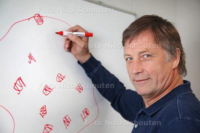 Uitzendreus Koppen (& Van Eijk) heeft niet alleen heel veel Polen in Nederland werken, maar ook in Polen (1500 per dag). Binnenkort opent hij in Gdansk zijn tiende Poolse vestiging - DEN HAAG 16 APRIL 2014 - FOTOGRAFIE NICO SCHOUTEN