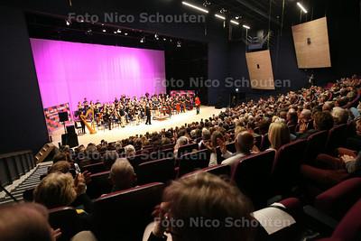 Eerste optreden in het Zuiderstrandtheater - DEN HAAG 24 AUGUSTUS 2014 - FOTOGRAFIE NICO SCHOUTEN