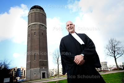 Zoetermeerse advocaat Jurgen Peters. Hij is al dertig jaar werkzaam in de stad - ZOETERMEER 26 FEBRUARI 2014 - FOTOGRAFIE NICO SCHOUTEN