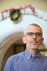 directeur Maas van islamitische basisschool Yunus Emre - DEN HAAG 24 JULI 2014 - FOTOGRAFIE NICO SCHOUTEN