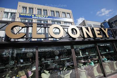 Restaurant Cloony voor Pollepel - ZOETERMEER 25 MAART 2014 - FOTOGRAFIE NICO SCHOUTEN