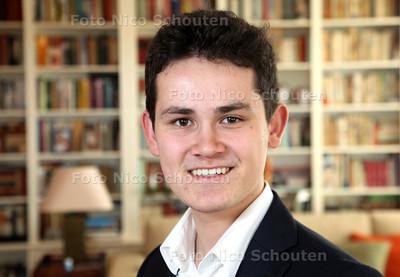 Duco Mülder van VVD - ZOETERMEER 17 MAART 2014 - FOTOGRAFIE NICO SCHOUTEN