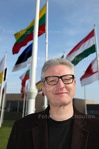 Patrick Créchet is expat en lijstduwer bij CDA Rijswijk - RIJSWIJK 14 MAART 2014 - FOTOGRAFIE NICO SCHOUTEN