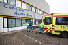 De spoedeisende hulp van 't Lange Land Ziekenhuis blijft open - ZOETERMEER 29 MEI 2014 - FOTOGRAFIE NICO SCHOUTEN
