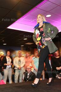 Ladies Night Den Haag, Kyocera stadion (ADO Den Haag) - DEN HAAG 28 FEBRUARI 2015 - FOTO NICO SCHOUTEN