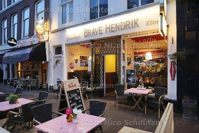 Restaurant Brave Hendrik voor de Gouden pollepel  - DEN HAAG 19 FEBRUARI 2015 - FOTO NICO SCHOUTEN