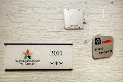 voormalig verpleeghuis WZH Zuiderpark, dat wordt binnenkort verbouwd tot studentenflat - DEN HAAG 30 JANUARI 2014 - FOTO NICO SCHOUTEN