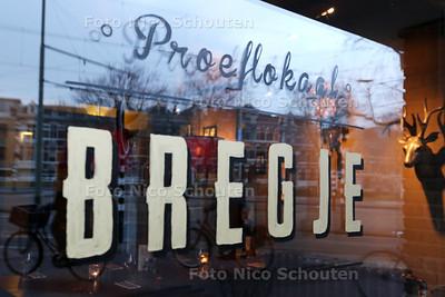 Restaurant Proeflokaal Bregje - DEN HAAG 23 JANUARI 2015 - FOTO NICO SCHOUTEN