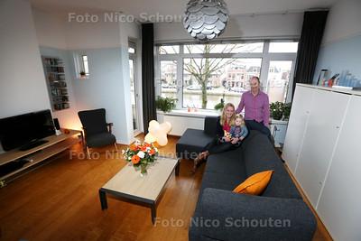 Wonen2, Meneer Otten - RIJSWIJK 2 FEBRUARI 2015 - FOTO NICO SCHOUTEN