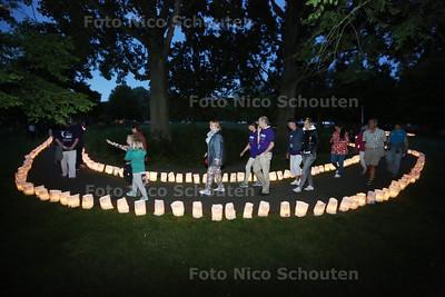 Samenloop voor Hoop - WATERINGEN 27 JUNI 2015 - FOTO NICO SCHOUTEN