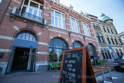 Restaurant De Pasta Kantine - Gouden Pollepel - DEN HAAG 30 JUNI 2015 - FOTO NICO SCHOUTEN