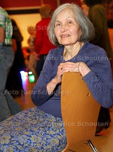 kumpulan (bijeenkomst) van Indische mensen in Stervoorde - RIJSWIJK 17 MAART 2015 - FOTO NICO SCHOUTEN