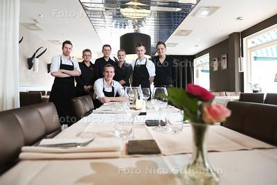 Restaurant Just-in voor de Gouden Pollepel - 'S GRAVENZANDE 29 MAART 2015 - FOTO NICO SCHOUTEN
