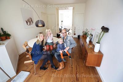 Wonen Ninke Bartoo - DEN HAAG 16 SEPTEMBER 2015 - FOTO NICO SCHOUTEN