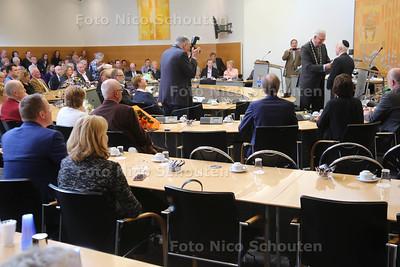 Lintjesregen Leidschendam/Voorburg - VOORBURG 26 APRIL 2016 - FOTO NICO SCHOUTEN