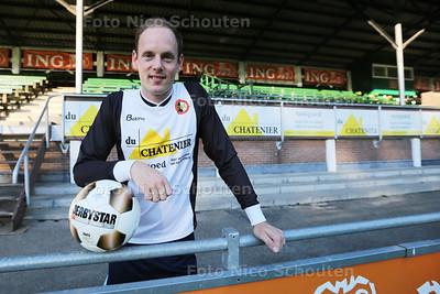 voetballer Richard Versteden, VUC - DEN HAAG 25 AUGUSTUS 2016 - FOTO NICO SCHOUTEN