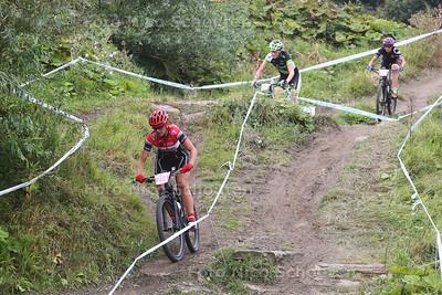 Nederlands kampioene mountainbike - ZOETERMEER 28 AUGUSTUS 2016 - FOTO NICO SCHOUTEN