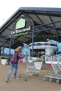 Tuincentrum de Bosrand - WASSENAAR 22 FEBRUARI 2016 - FOTO NICO SCHOUTEN