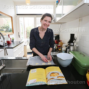 Aan tafel - Nanne Hogeland - DEN HAAG 25 FEBRUARI 2016 - FOTO NICO SCHOUTEN