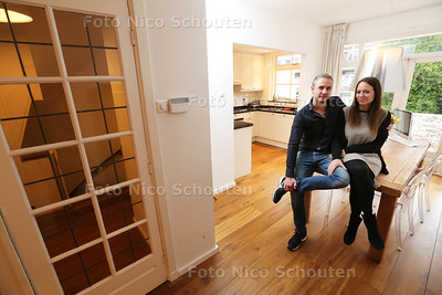 Wonen 2 Tamara van Haren - VOORBURG 29 KANUARI 2016 - FOTO NICO SCHOUTEN