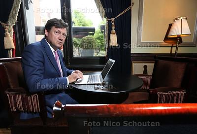 Koen Zoutenbier - DEN HAAG 23 JUNI 2016 - FOTO NICO SCHOUTEN
