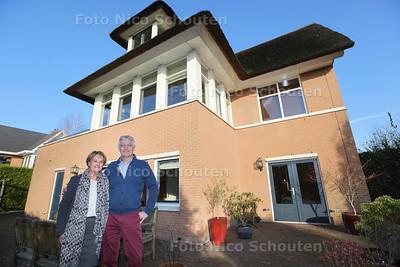 Wonen2 Frans en Carin Torque - BLIJSWIJK 26 NOVEMBER 2016 - FOTO NICO SCHOUTEN