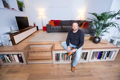 Wonen2 Alex Lesschen - DEN HAAG 24 NOVEMBER 2016 - FOTO NICO SCHOUTEN