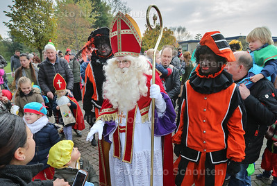 Intocht Sinterklaas Poeldijk 2