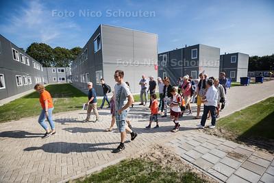 Open dag AZC Rijswijk - RIJSWIJK 24 SEPTEMBER 2016 - FOTO NICO SCHOUTEN