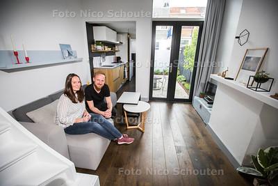 Wonen Marieke de Graauw - DELFT 28 APRIL 2017 - FOTO NICO SCHOUTEN