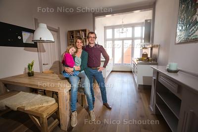 Wonen Mathijs ten Berg - DEN HAAG 11 APRIL 2017 - FOTO NICO SCHOUTEN