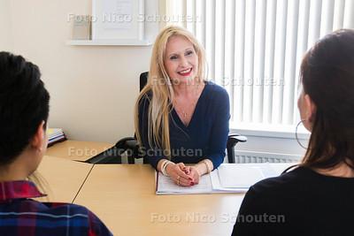 Paramedisch Centrum Corpus Medicus. Operationeel manager Yvonne de Zwart  - ZOETERMEER 5 APRIL 2017 - FOTO NICO SCHOUTEN
