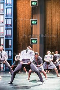 Repetitiefoto's van de voorstelling De Zaak Carmen in het Zuiderstrandtheater - DEN HAAG 22 AUGUSTUS  2017 - FOTO NICO SCHOUTEN