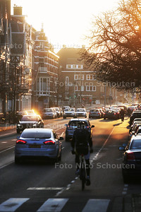 Wassenaarseweg - DEN HAAG 13 FEBRUAR 2017 - FOTO NICO SCHOUTEN