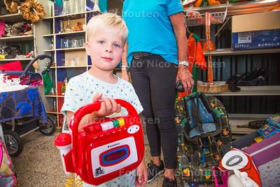 Kringloopwinkel de Stal - STOMPWIJK 18 JULI  2017 - FOTO NICO SCHOUTEN