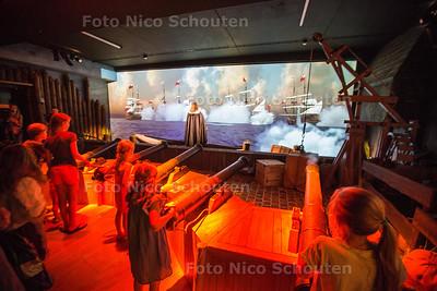 Opening nieuw paviljoen Nieuw Amsterdam in Madurodam - DEN HAAG 21 JUNI 2017 - FOTO NICO SCHOUTEN
