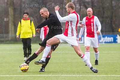 Jan-Paul Saeijs, die speelt zaterdag met de klassieke veteranen van HBS tegen Ajax, speelt met de klassieke veteranen van HBS tegen Ajax - DEN HAAG 17 MAART 2017 - FOTO NICO SCHOUTEN