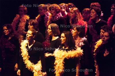 KORENFEEST REGENTES; Sfeerimpressie van het Korenfeest; DEN HAAG 3 NOVEMBER 2001; FOTO: NICO SCHOUTEN