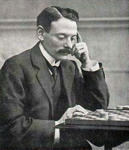 Jack de Haas in 1911.