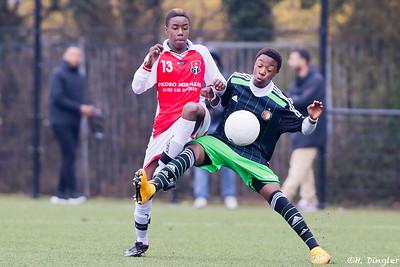 28-03-2015: Alexandria' 66 B2- AV Feyenoord B2