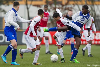 21-03-2015: Alexandria '66 C1-Elinkwijk C1 (6-3)